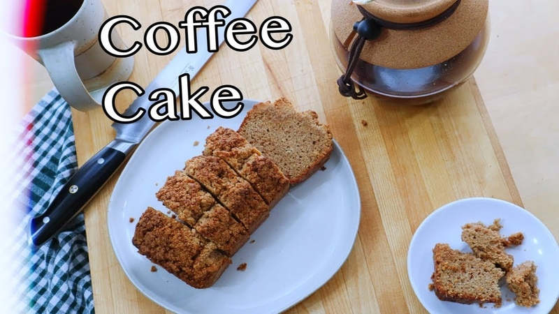Crumbly Coffee Cake Delish Keto Brunch