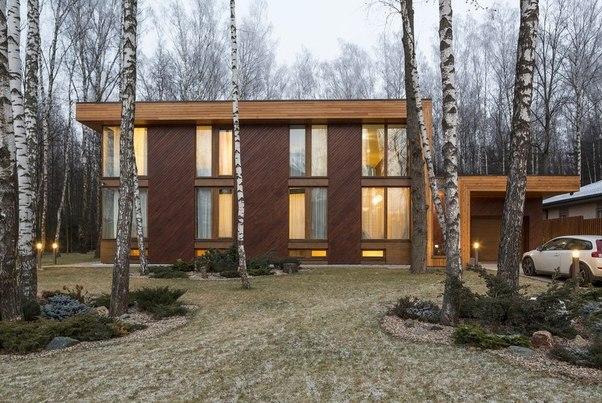 Загородный дом в Подмocкoвьe