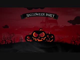 Promo halloween party 3.11.2018