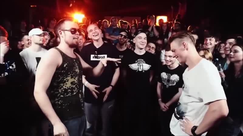 [Only show] TOP панчиVERSUS X SLOVOSPB2016