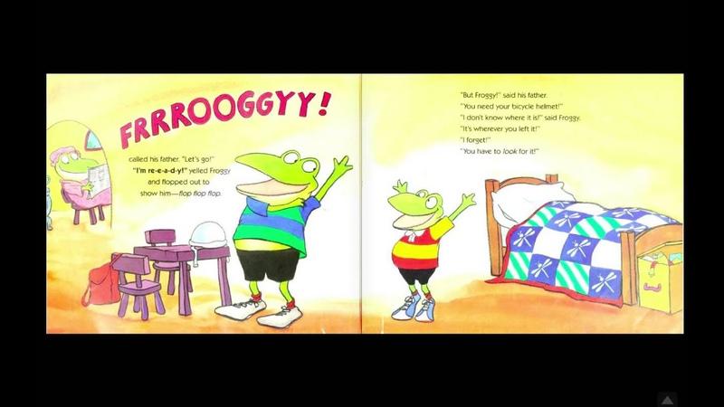 Lets Go, Froggy! (read aloud)