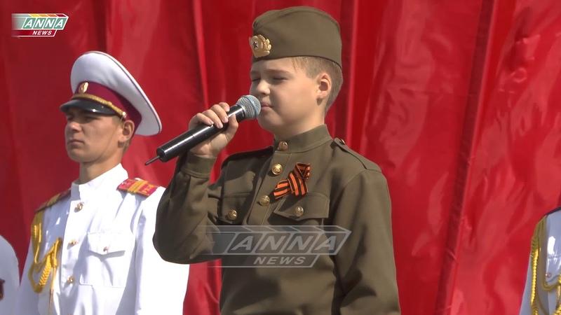 Любимая песня Александра Захарченко