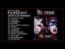 [jrokku] The THIRTEEN - PANDEMIC (аудио-сэмплы)