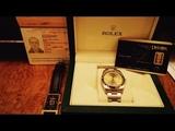 Подарки от компании Global InterGold. Ролекс, золото и круизы