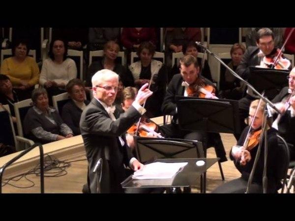 W. A. Mozart Symphony No.40/ Vladimir Ponkin (conductor)