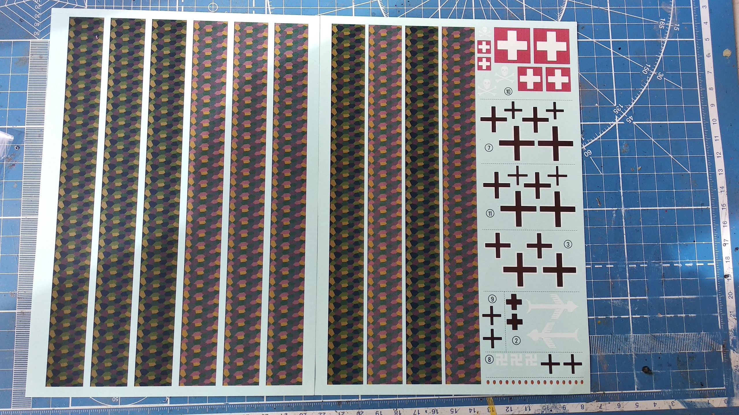 Siemens-Schuckert D.III D.IV 1/72 (ВЭ)  OwSCK-igD3w