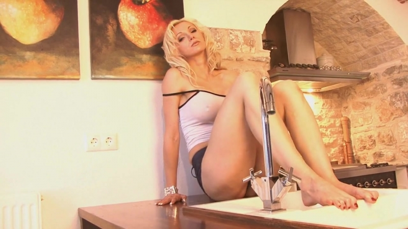 Susan Wayland - Sexy Kitchen Girl 2
