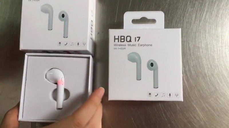 Беспроводные Наушники HBQ I7 TWS