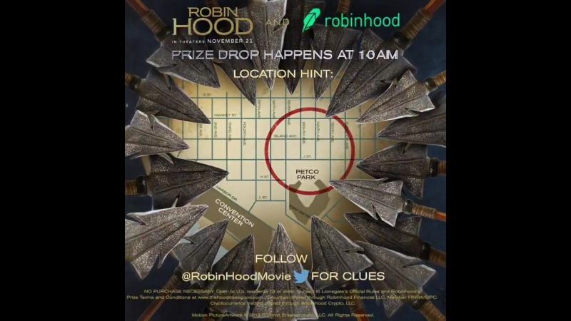 Robin Hood give money back