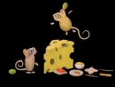The Town Mouse and the Country Mouse Evelyn Lambat 1980