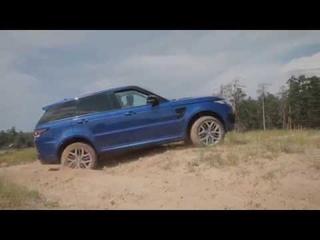Range Rover Sport SVR VS TOYOTA LAND CRUISER
