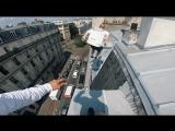 Паркур в Париже