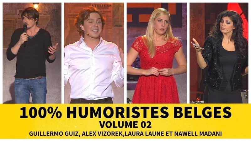 100 Humoristes belges - Volume 02
