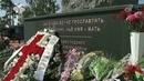 Вгороде Подпорожье Ленинградской области открыли памятник Матерям войны Новости Первый канал