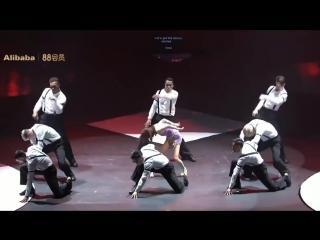 2018-08-08 蔡依林 Jolin Tsai -《黑髮尤物》 《美人計》 《日不落》 《大藝術 家》Live@88會員年度群星盛典寵愛無限演唱會 (Radio SaturnFM www.saturnfm.com)