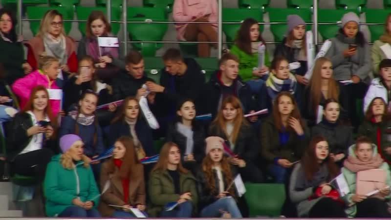 Обзор заключительного дня соревнований Кубка России Ростелеком, 3 этап, г Красно