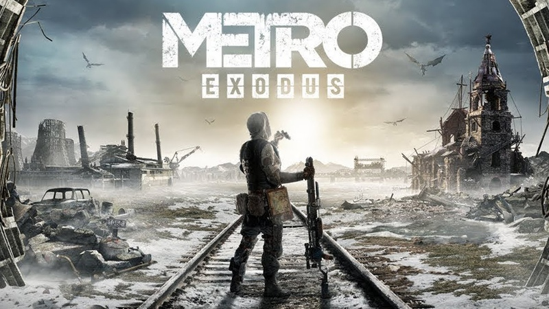 Metro Exodus — Прохождение уровня «Волга» | ТРЕЙЛЕР (на русском) | E3 2018 » Freewka.com - Смотреть онлайн в хорощем качестве