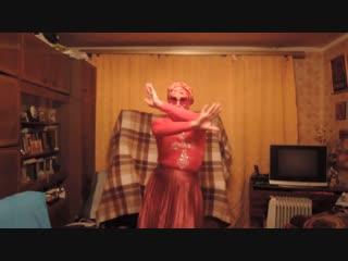 """Танцую, как могу! это - kmfdm """"shock"""""""