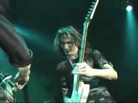 Steve Vai Ultrazone Tour Munich 2000.04.02