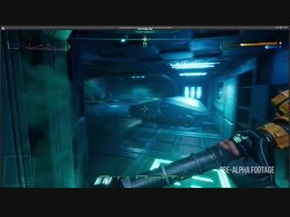 System shock_ final art ks preview - nightdive studios