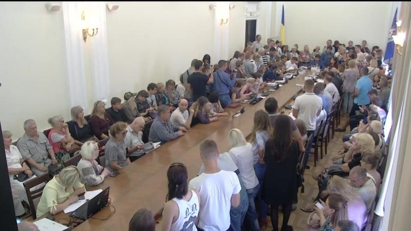 Фрагмент засідання П.К. Київради з екології від 13 06 2018 стосовно Совських ставків
