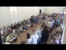 Фрагмент засідання П.К. Київради з екології від 13,06,2018 стосовно Совських ставків