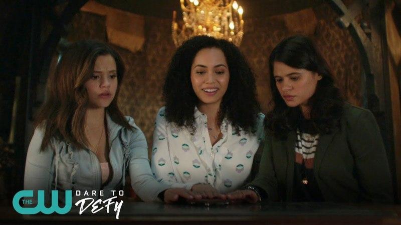 Charmed | Ouija Teaser | The CW/Тизер сериала-перезапуска Зачарованные