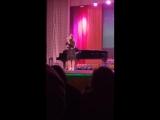 злива та полум'я (Касян В.) Звтний концерт музикально школи...