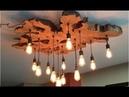🔴 50 wonderful lamps Interesting lighting ideas