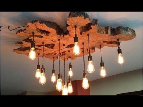 🔴 50 wonderful lamps. Interesting lighting ideas!