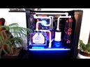 Thermaltake View 27 Water Cooling PC Project 5 Elemento v3