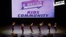 Kids Community - Beginners Kids - E-Motion Dance Festival 2019