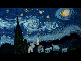 Van Gogh on Dark Water.mp4