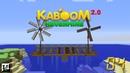 Minecraft Kaboom 2 0 Nevermine 04 Водяные колеса