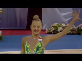 Aleksandra Soldatova - Gold Dust.mp4