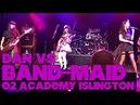 BAND-MAID at O2 Academy London (バンドメイド)