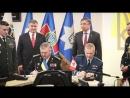 Україна та Канада підписали Технічну угоду про військову підготовку