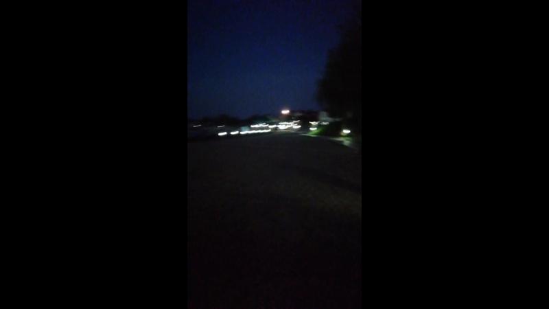 Ночь в капчике