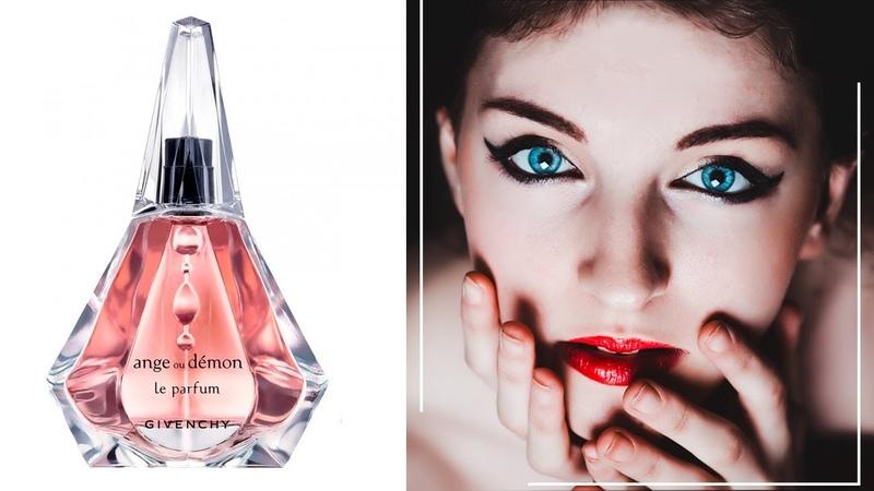Givenchy Ange ou Demon Le Parfum Живанши Ангел и Демон ле Парфюм обзоры и отзывы о духах