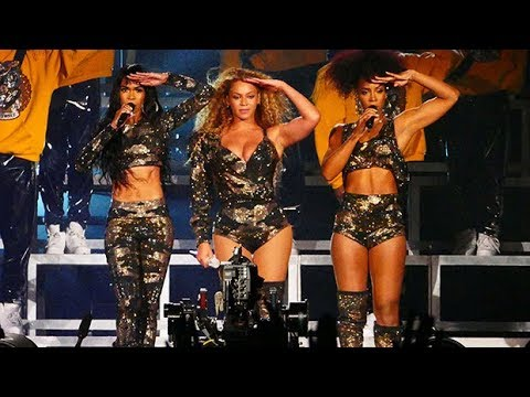 Beyoncé Destiny's Child Reunion at Coachella!