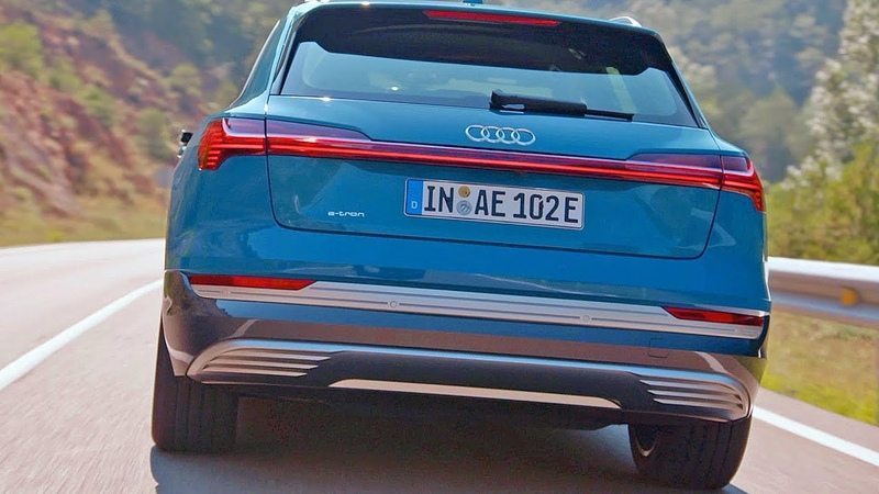 Audi e-tron SUV (2019) Features, Interior, Driving