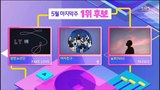 180527 Inkigayo 1st place nominees - BTS vs GFRIEND vs Nilo