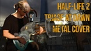 Half Life 2 Triage at Dawn Metal Cover