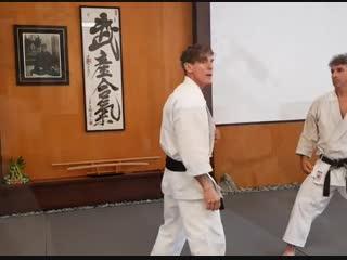 Rick Hotton Sunday Morning Keiko Video 2