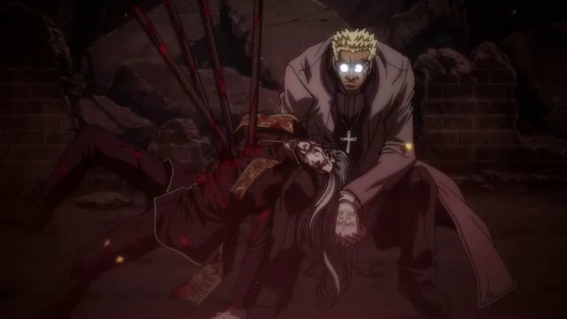 Хеллсинг ОВА 8 / Hellsing OVA 8 [Русская Озвучка Collapse DJATOM Flame JeFerSon...
