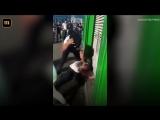 В Домодедово полиция избила пассажира