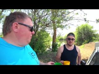 [Владилен Вяжевич] Серега ВДВ разбил SAMSUNG S7, Рыбалка в Волгограде