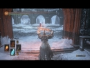 Dark Souls III Меченый пиромант Даниел