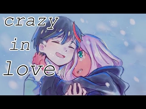 [AMV] Hiro and Zero Two ~Crazy in love~