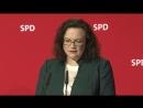 LANDTAGSWAHL IN BAYERN Andrea Nahles Kein Rückenwind aus Berlin 720p 30fps H264 192kbit AAC